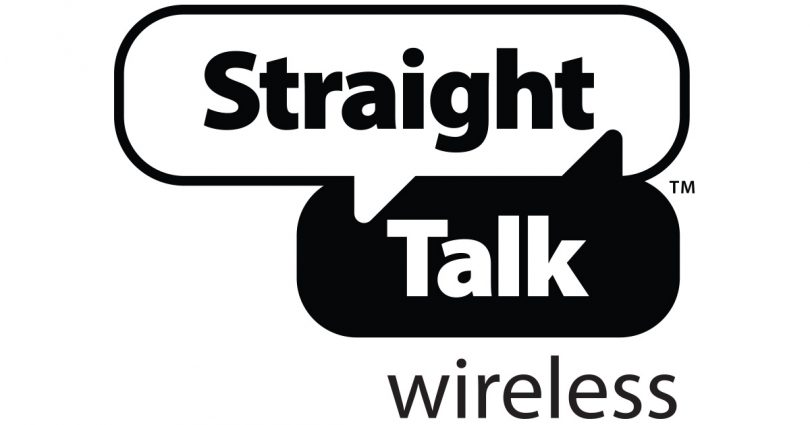 Straight Talk Cellular Wireless Logo