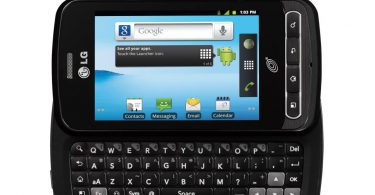 Straight Talk LG Optimus Q Android 2.3 Phone