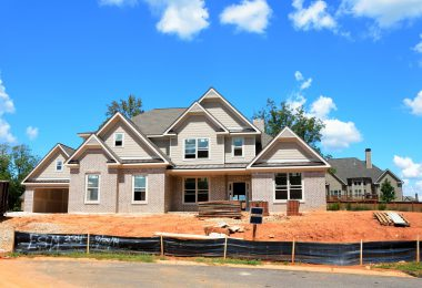 Construction Loan Funded New Home