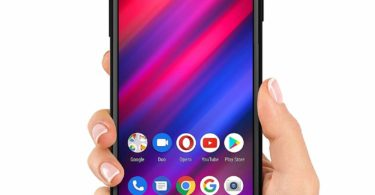 blu mini 5.5+ hd smartphone on freedompop